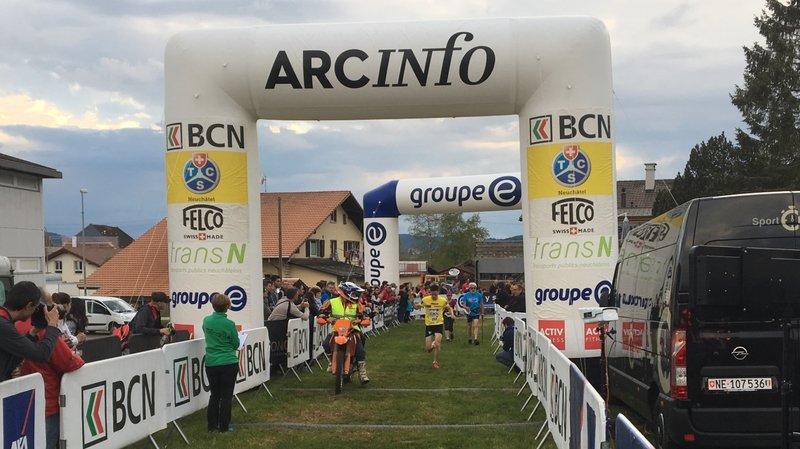 Alexandre Rognon a remporté sa première victoire d'étape sur ce BCN Tour.