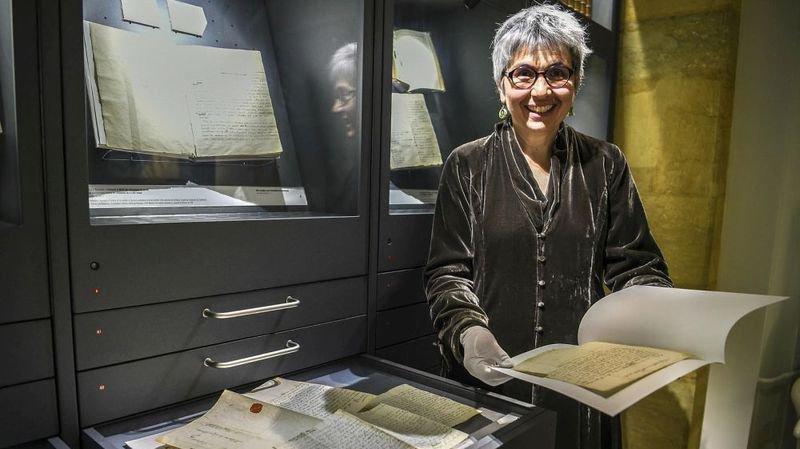 Une lettre inédite à Rousseau remise à la Bibliothèque publique et universitaire de Neuchâtel