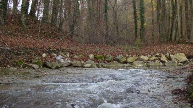 La pollution est partie de Vufflens-le-Château et s'est étendue en aval pratiquement jusqu'en ville de Morges.