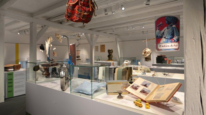 """Exposition """"Quelle histoire!?"""" au Musée d'histoire de la Chaux-de-Fonds"""