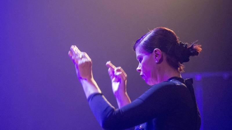 Nathalie Dubois enseigne au Collège musical depuis 20 ans.