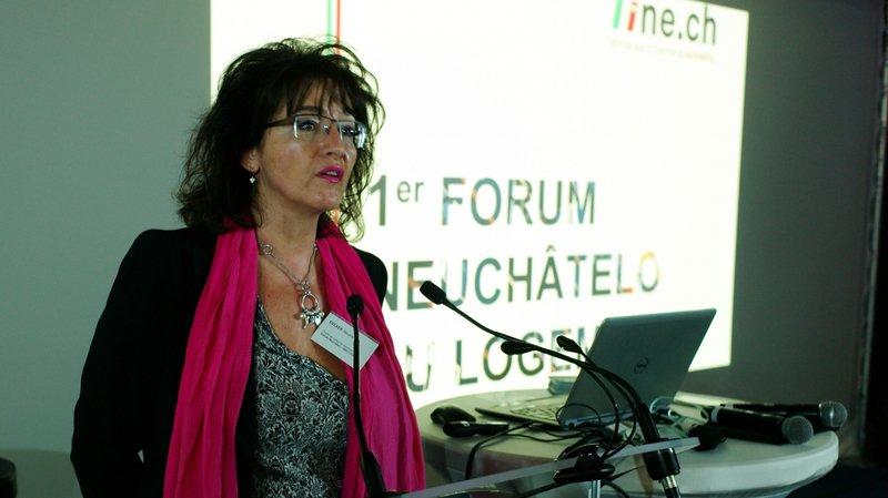 Cheffe de l'Office du logement, Nicole Decker a mis sur pied ce premier forum.