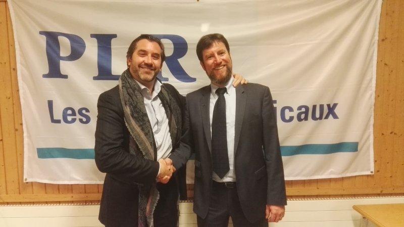Didier Boillat vice-président du PLR neuchâtelois