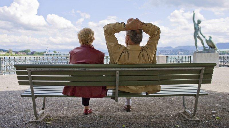 Les retraités devraient pouvoir continuer à retirer leur 2e pilier sous forme de capital.