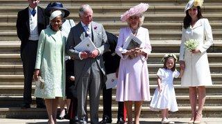 Les montres suisses du mariage royal