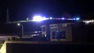 Corcelles: un important accident fait quatre blessés sur la route en direction de Montmollin