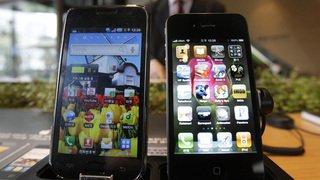 Technologie: Samsung doit verser 533millions de dollars à Apple pour violation de brevet