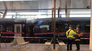Autriche: un train parti de Zurich percuté en gare de Salzbourg, entre 35 et 50 blessés