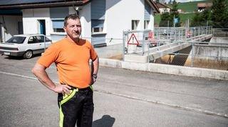 Mobilisation pour une step aux Sairains, hameau de Montfaucon