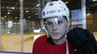 Mondiaux de hockey: Gregory Hofmann s'exprime après la défaite de la Suisse face à la Suède