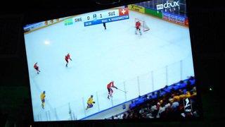 Finale de hockey: que d'émotions pour les supporters