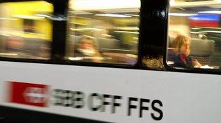 Les trains supprimés entre Neuchâtel et Les Geneveys-sur-Coffrane