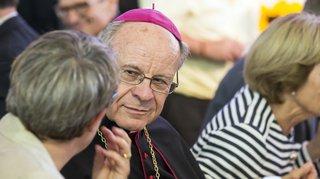 Coire: l'évêque porte plainte contre un prêtre soupçonné de délit sexuel
