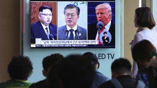 Les deux Corées désormais reliées par un téléphone rouge, une connexion historique