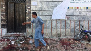 L'EI revendique l'attentat suicide à Kaboul: 31 morts et 54 blessés