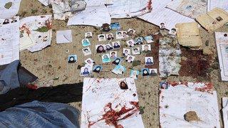 Attentat sanglant à Kaboul, en Afghanistan