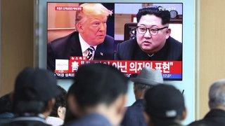 La Corée du Nord menace d'annuler le sommet avec Trump en raison de manoeuvres militaires au Sud