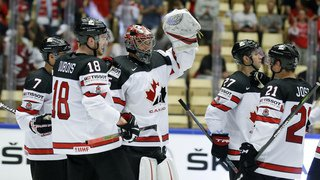 Hockey - Mondiaux 2018: le Canada et les Etats-Unis filent en demi-finale