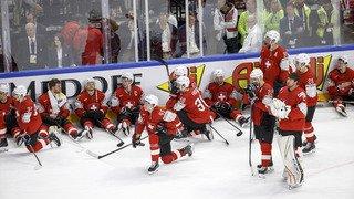 Hockey - Mondiaux 2018: finale héroïque de la Suisse qui s'incline 3-2 face à la Suède
