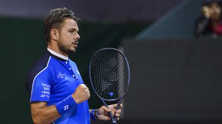 Tennis: Stan Wawrinka passe facilement le premier tour du Geneva Open