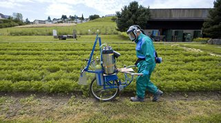 Êtes-vous favorable à une Suisse sans pesticides?