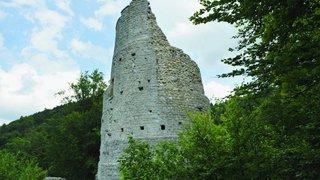 Les mystères  du château d'Erguël