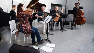 Le tango de Piazzolla renaît dans le canton