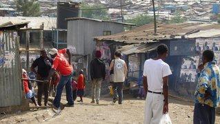 L'expérience humanitaire d'un Chaux-de-Fonnier raccourcie de moitié au Kenya
