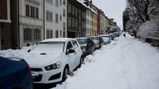 Comptes en noir, malgré  la neige et les impôts