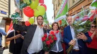 La gauche reconquiert son troisième siège à Genève