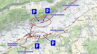 Plan spécial pour une étape transfrontalière