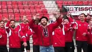 «On est les champions», coécrit par Olivier Arni