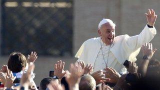 Pape à Genève, police au taquet