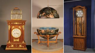 Trois joyaux du patrimoine horloger présentés dans trois musées neuchâtelois