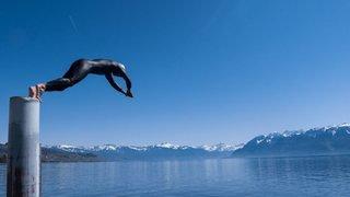 Dimitri Egger, un triathlète de l'extrême dans le canton de Neuchâtel