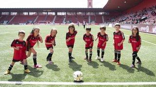 Arcinfo Kids, avec Neuchâtel Xamax FCS - FC Wil 1900