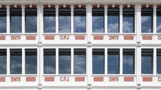 La manufacture horlogère Zenith, au Locle, s'ouvre au public