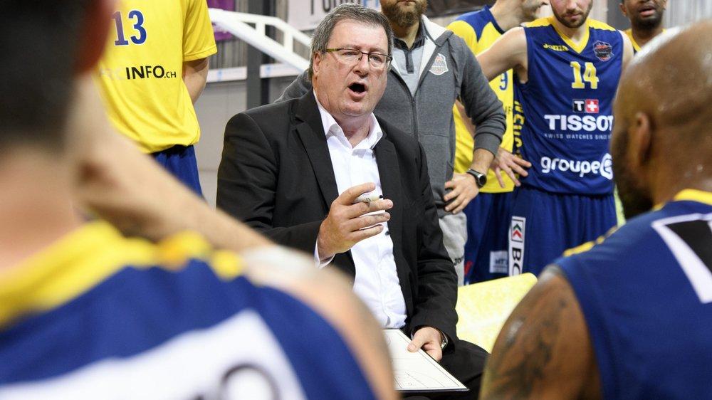 Niksa Bavcevic continuera à donner ses directives aux joueurs unionistes. (KEYSTONE/Anthony Anex)