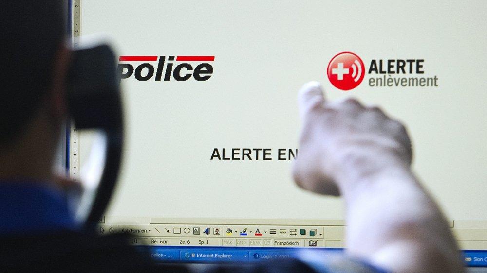 La police a rapidement pu mettre fin à la tentative d'extorsion et chantage.