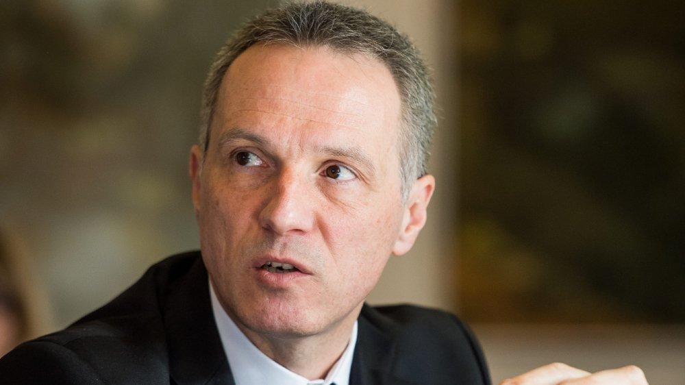 Laurent Kurth à la tête du Conseil d'Etat