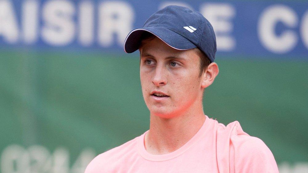 Les victoires de Damien Wenger en Belgique le privent de Roland-Garros.