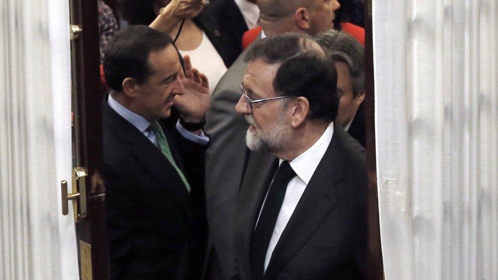 Mariano Rajoy quitte la scène gouvernementale espagnole.