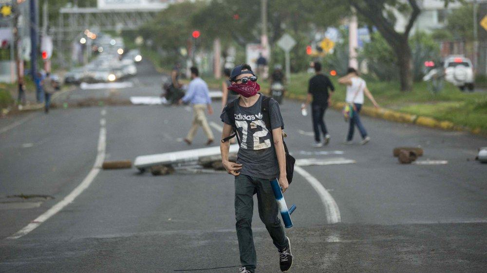 La ville de Masaya, la deuxième du Nicaragua, est notamment le théâtre de violences depuis près de deux mois.