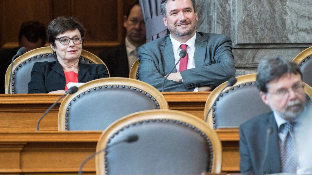 Le Conseil des Etats a plébiscité, hier, le paquet liant la réforme des entreprises à la stabilisation financière de l'AVS. Pour le plus grand plaisir du président du Parti socialiste, le Fribourgeois Christian Levrat, un des géniteurs du paquet.