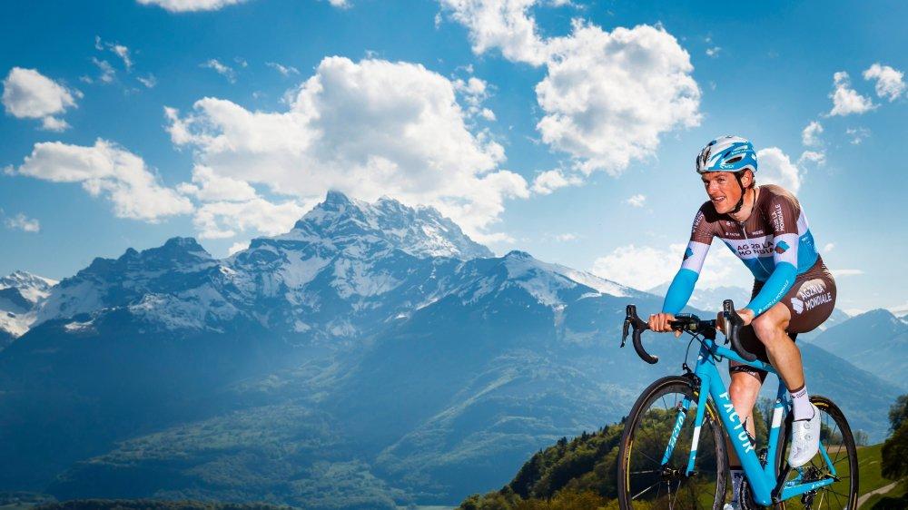 Mathias Frank: le plus sûr atout suisse sur la boucle nationale.