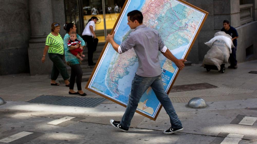 L'Argentine a fait appel au FMI malgré la défiance du peuple, «à titre préventif», pour éviter une crise,  a expliqué le ministre de l'Economie.