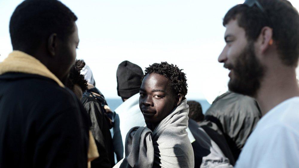 Secourus par l'Aquarius, les passagers sont tous arrivés, hier, dans le port espagnol de Valence.