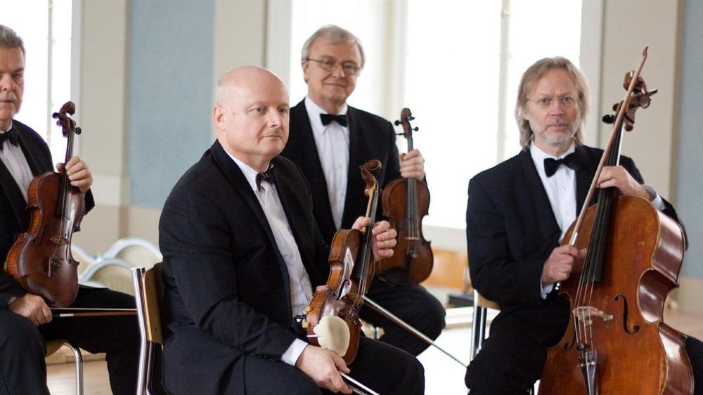Le Quatuor Stamic  défend le répertoire de l'Est.