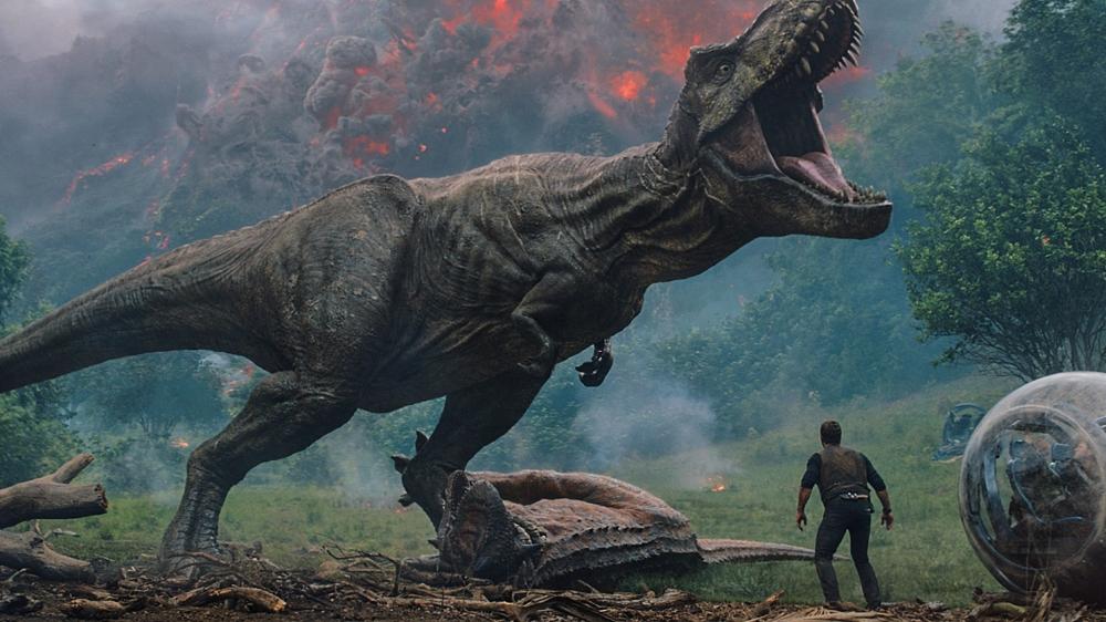 Les dinosaures impressionnent et, apparemment, ils font toujours recette. On en reprend donc une louche avec «Jurassic World: Fallen Kingdom».