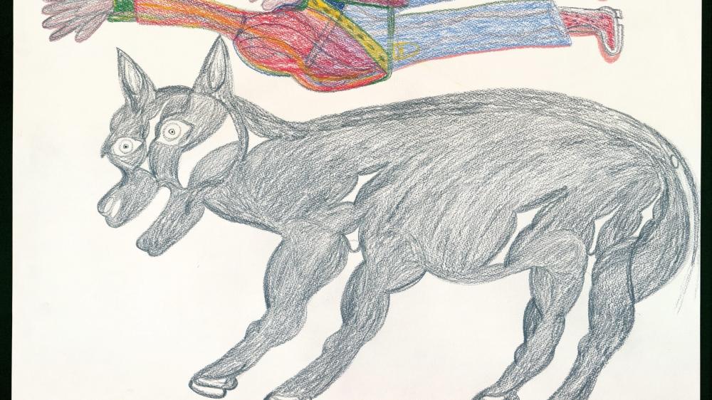 Manuel Lanca Bonifiacio, «Galloping Horse».